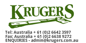 Krugers since 1911